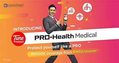 Tune Protect Malaysia Introduces Online PRO-Health Medical