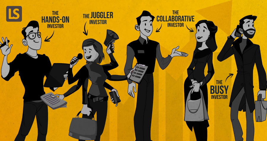 4 Types of Investors. Which One Are You?