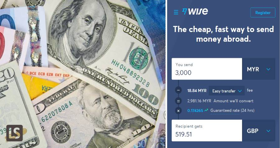Wise Drops Prices by up to 36% On International Transfers From M'sia