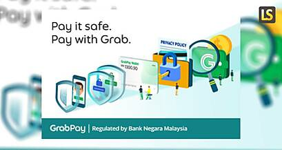GrabPay Enhances its Safety Features for Safer Online Payments