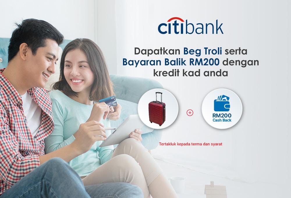 Kad Kredit Citibank