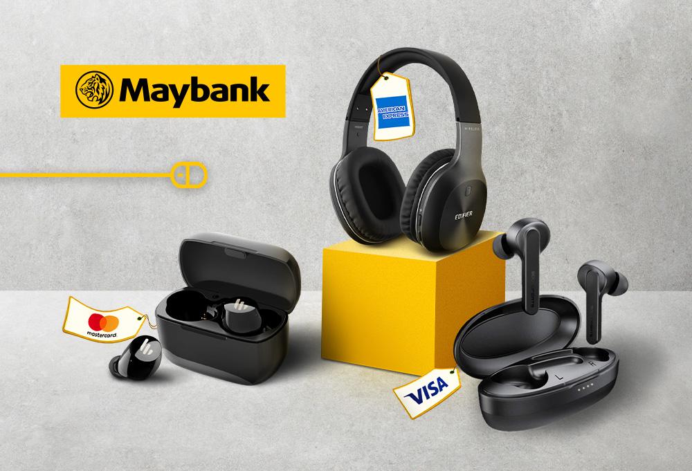 Mohon Maybank Credit Card Secara Online Dan Hadiah Menarik Bakal Menjadi Milik Anda