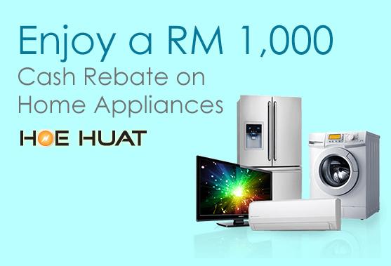 Hoe Huat Home Loan Promotion