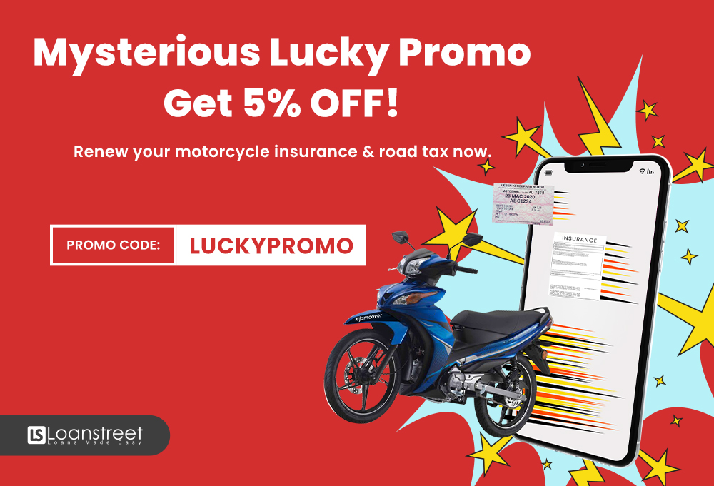 Mysterious Lucky Promo