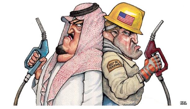 OPEC Cuba Mempengaruhi Pengeluar Minyak Syal di Amerika Syarikat