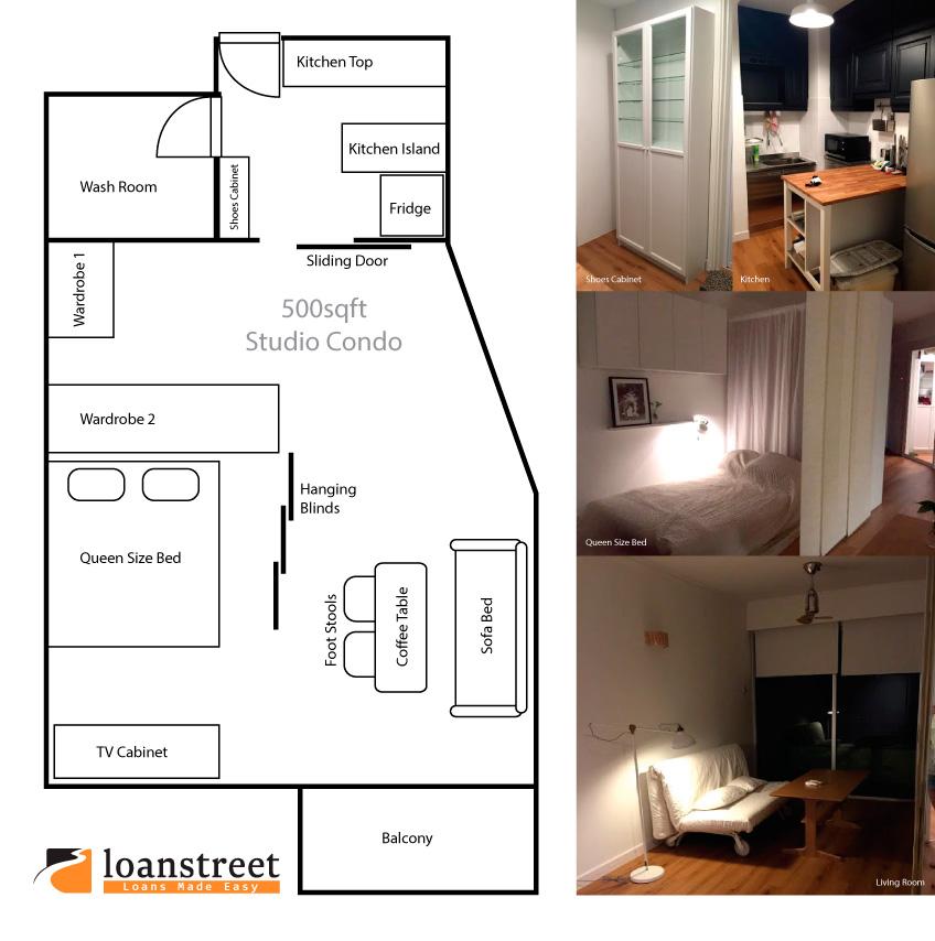 Increase The Value Of Your Studio Condominium Through Smart Renovation