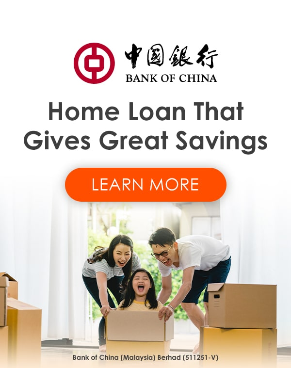 Bank of China Flexi Housing Loan