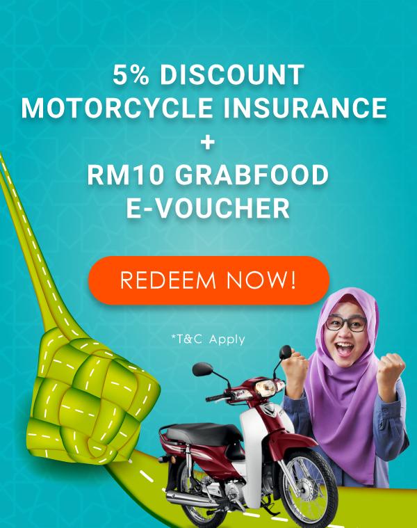 Raya 2020 Motorcycle Insurance