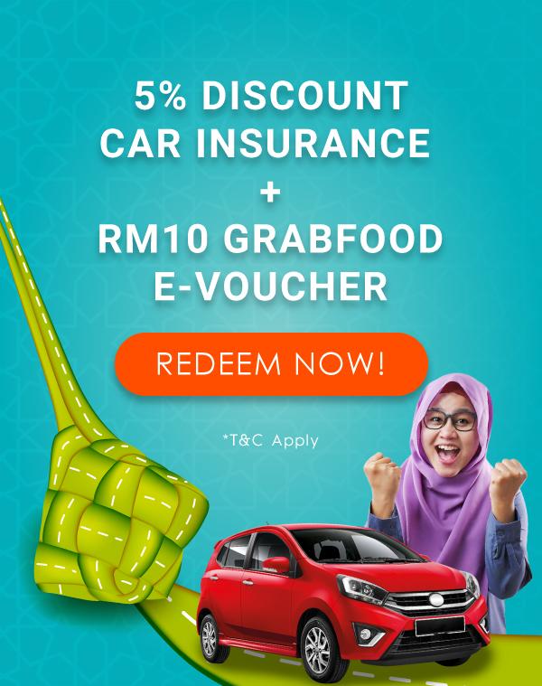 Raya 2020 Car Insurance