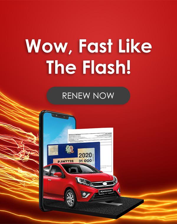 The Flash - CAR