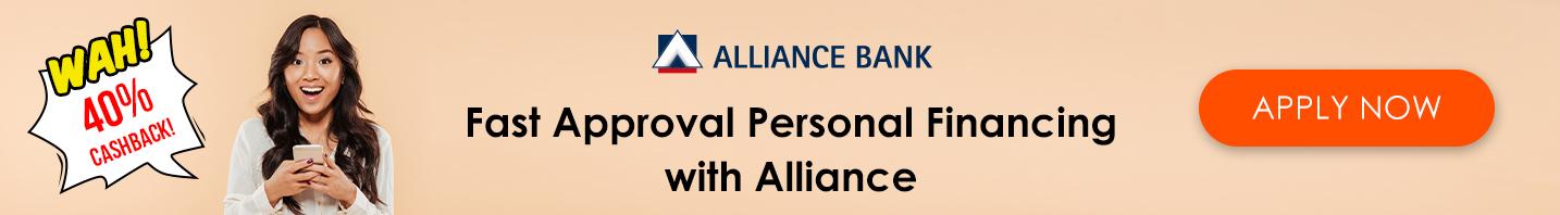 Alliance CashVantage Financing-i